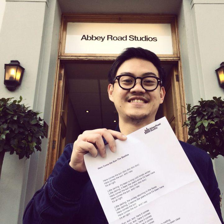 Abbey Road studio