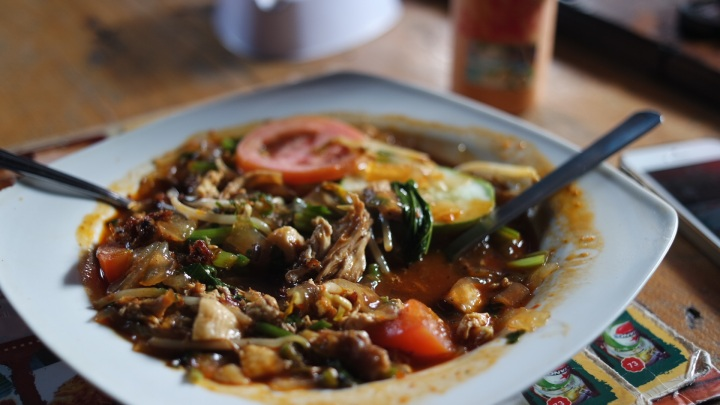 Makanan seru di Resep Nenek Moyang