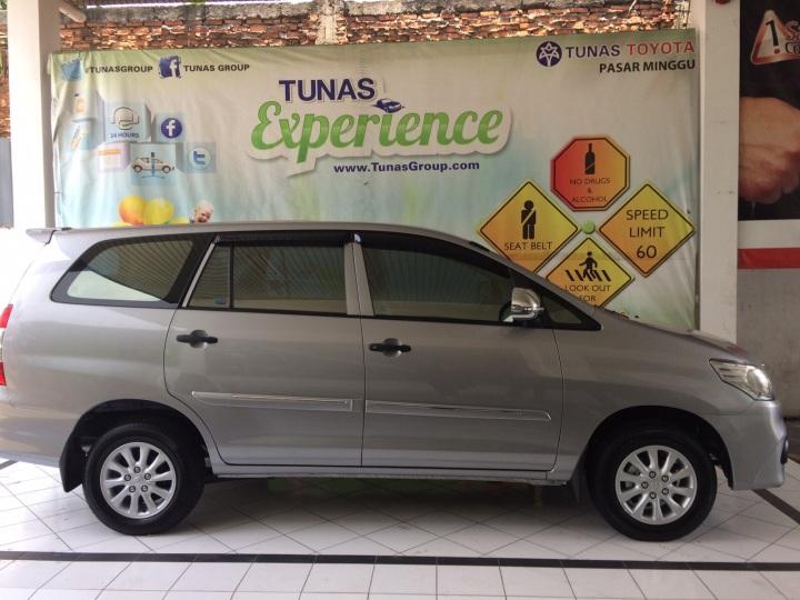 Tunas Toyota Experience