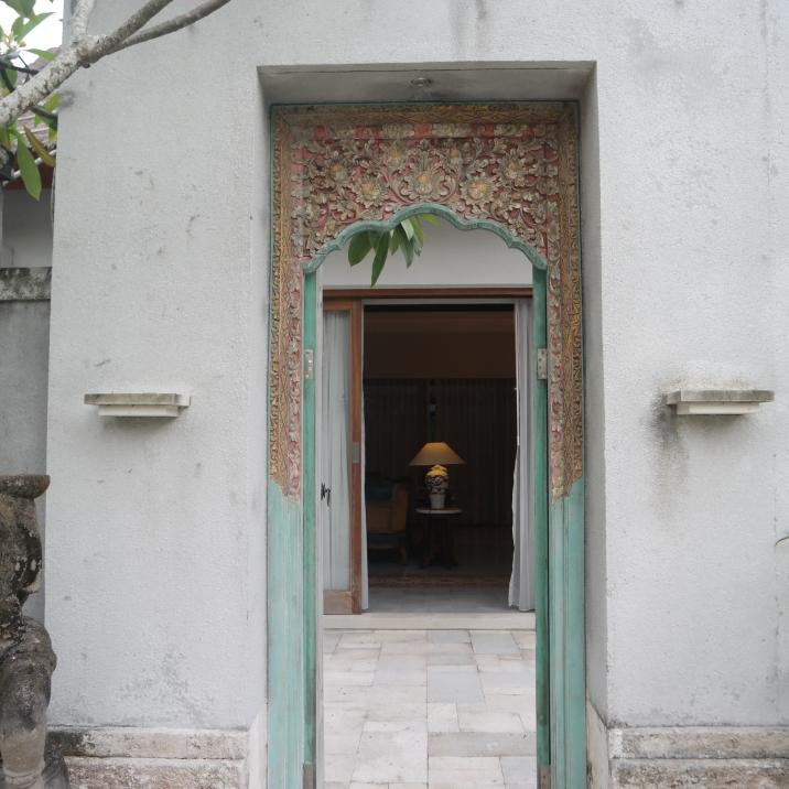 Pintu Gerbang Ke kamar