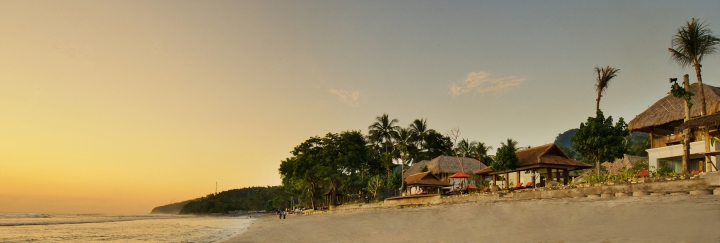 15. Sudamala Suites & Villas Senggigi - from the beach